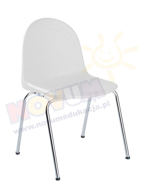 Krzesło AMIGO alu szare