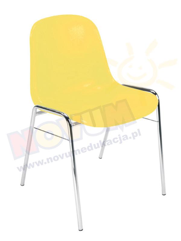 Krzesło BETA żółte