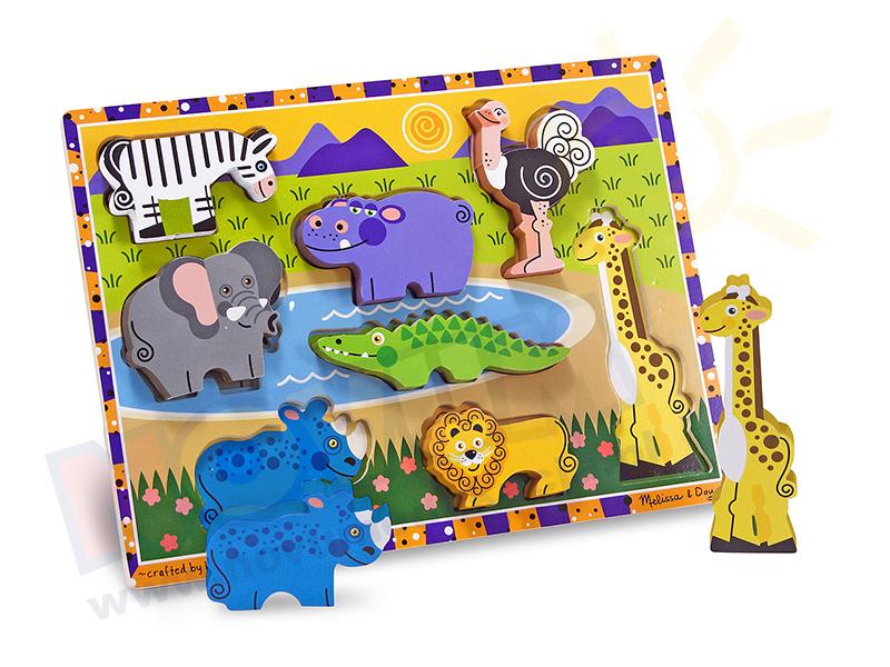 Jumbo nakladanka Safari