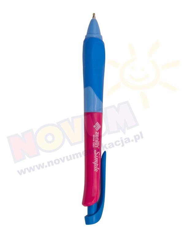 Długopis z ergonomicznym uchwytem