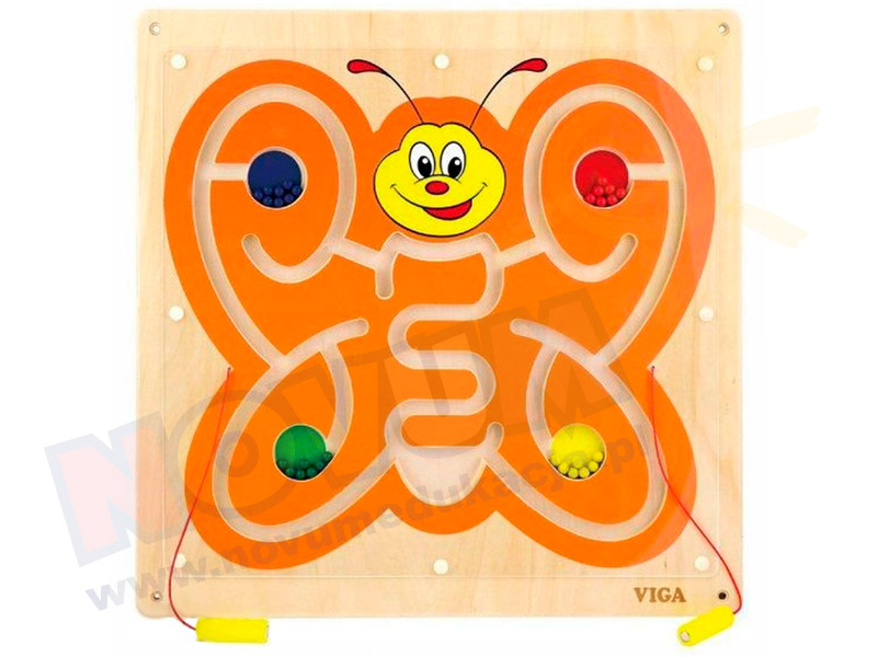 Gra ścienna Motylek