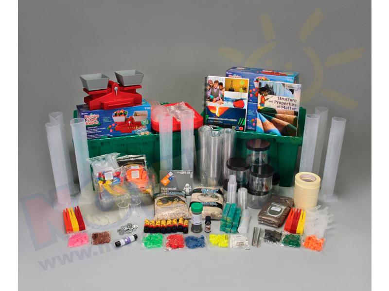 LaboLab Struktury i właściwości materii